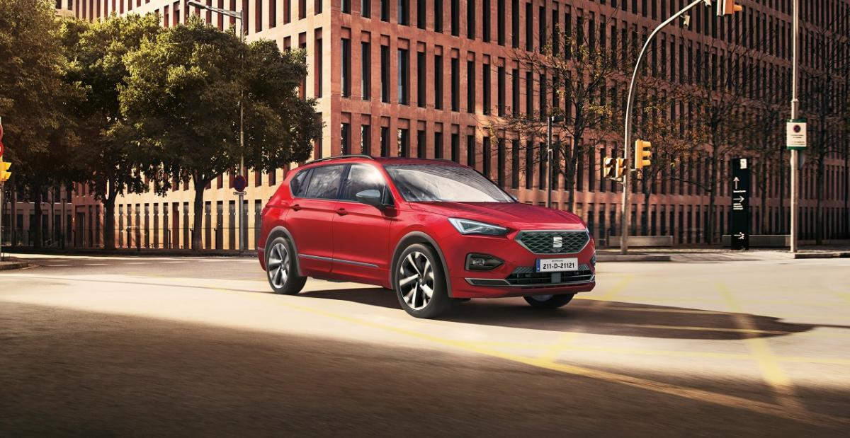 211 SEAT TARRACO. OFFER ENDS 22ND JANUARY.