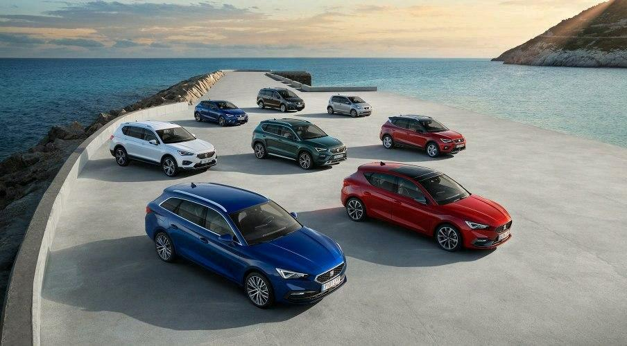 Choose from 0% PCP Finance or up to €5,000 Scrappage on your 211 SEAT.