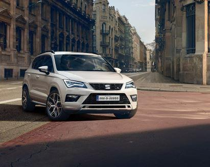 SEAT DEMO CARS - PCP FINANCE AS LOW AS 2.9% APR*